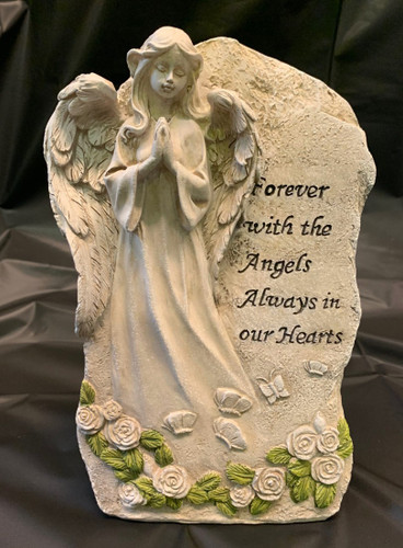 Forever with the Angels, Always in our Hearts