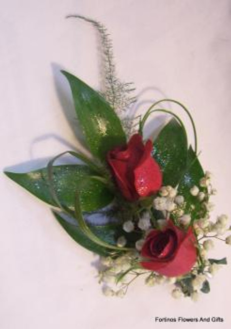 Mini Red Roses