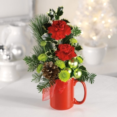 Santa's Cocoa Mug