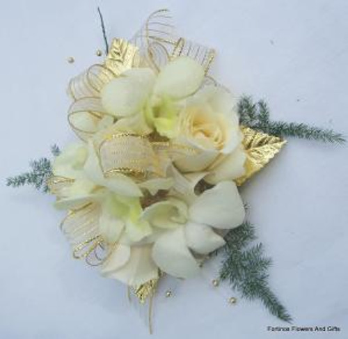 White Orchids