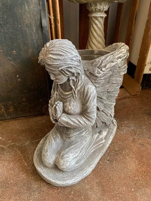 Praying Angel Planter
