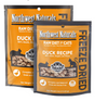 Northwest Naturals Cat Duck Nibbles Freeze Dried 11oz.