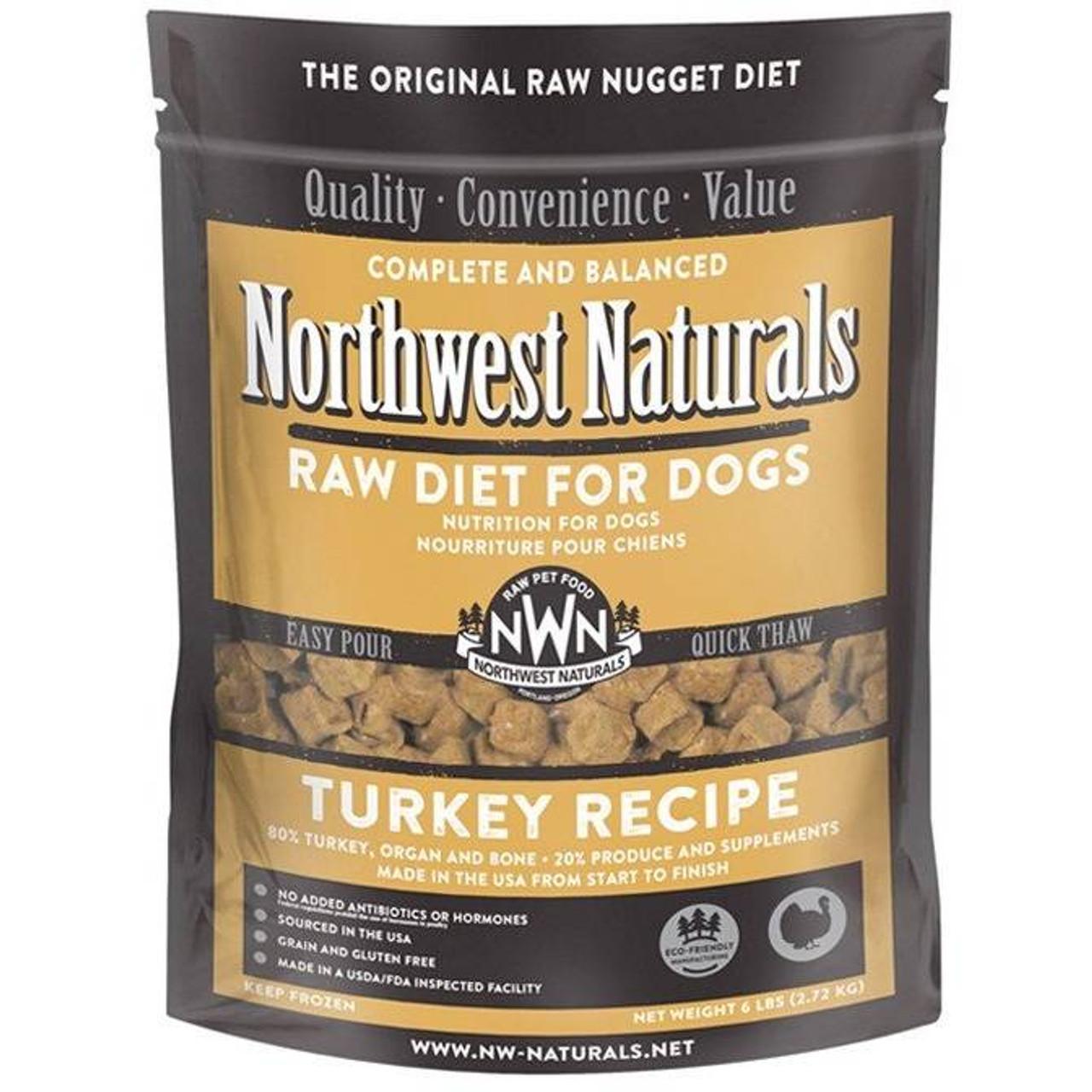 Nugget Diet Turkey