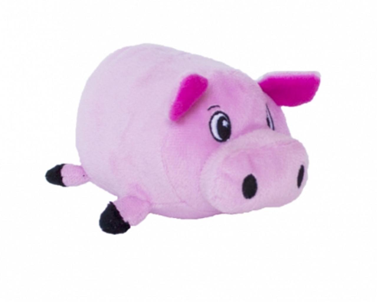 Outward Hound Fattiez Pink Pig SM