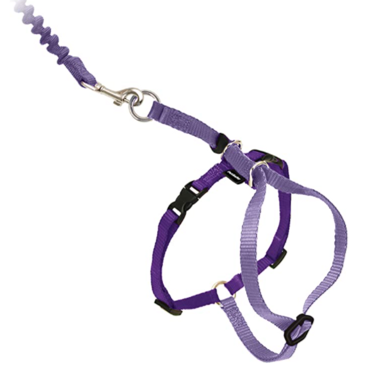Petsafe Come With Me Kitty Harness Leash Lilac/Bright Purple MD