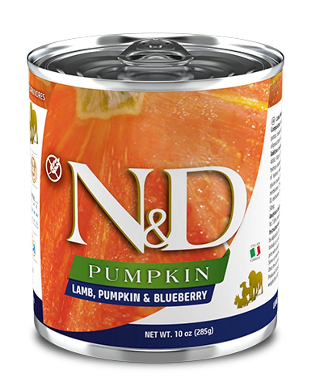 Farmina Dog N&D Lamb Pumpkin Can 10oz