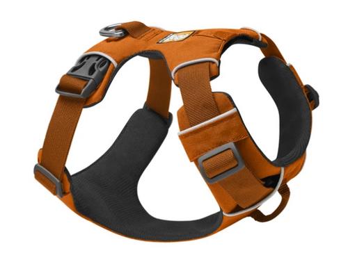 Ruffwear Front Range Harness Campfire Orange