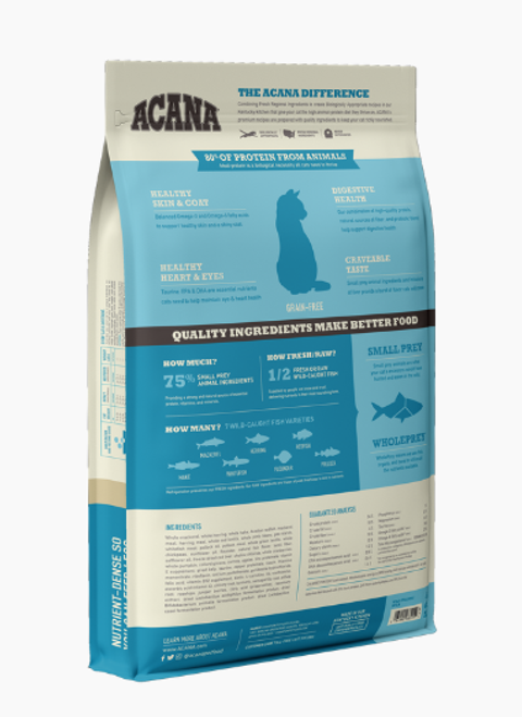 Acana Cat Wild Atlantic 4# 1.8kg