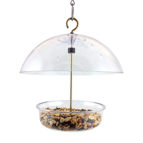 Droll Yankees Seed Saver Covered Dish Feeder X-1