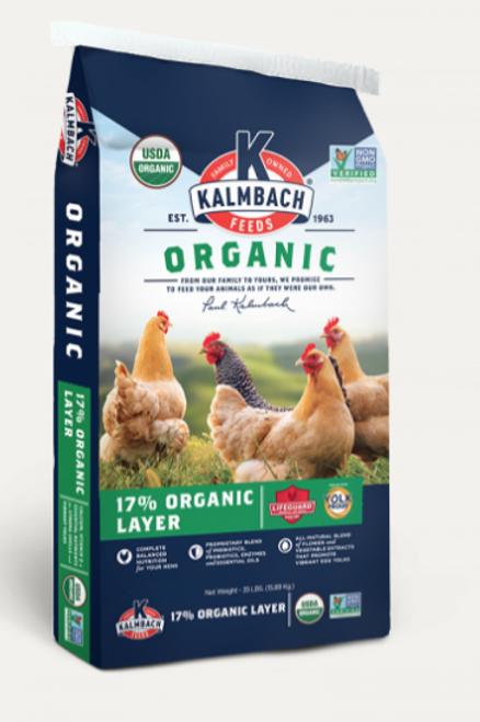 Kalmbach 17% Organic Layer CRUMBLE 35#
