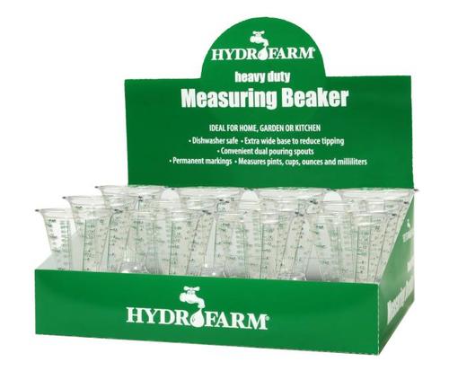 Hydrofarm Measuring Beaker 1 Pt Capacity