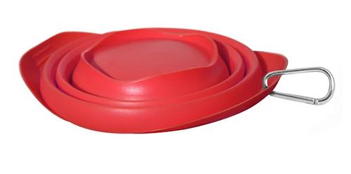 Kurgo Collaps-A-Bowl Red 24oz