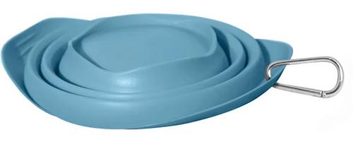 Kurgo Collaps-A-Bowl Blue 24oz