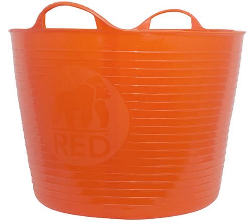 Tubtrug 10 Gallon Orange