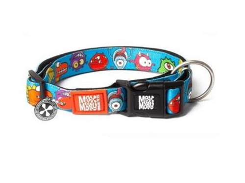 Max & Molly Smart ID Collar Little Monsters