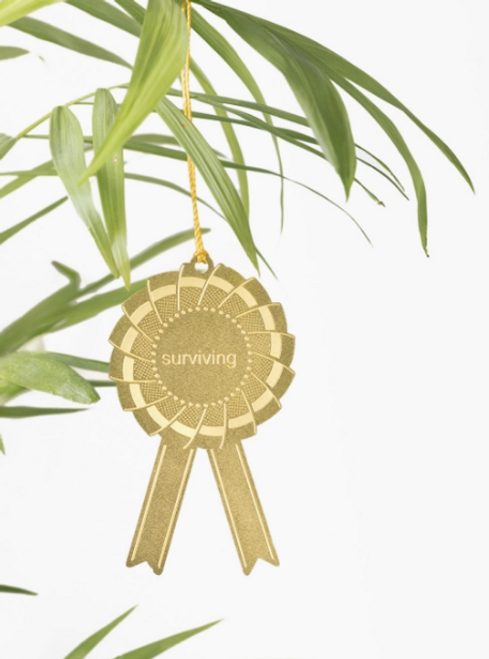 """Another Studio Plant Award """"Surviving"""""""