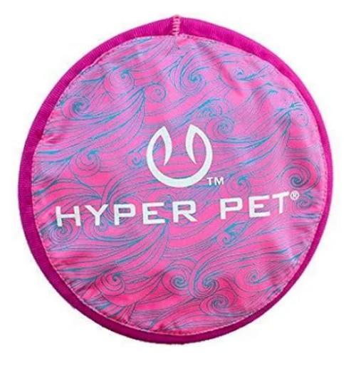 Hyper Pet Flippy Flopper Pink