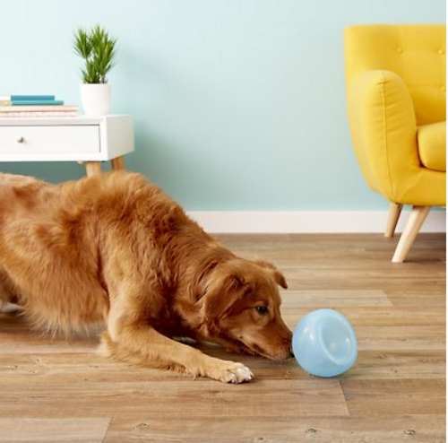 Planet Dog Snoop Treat Dispenser Blue Large