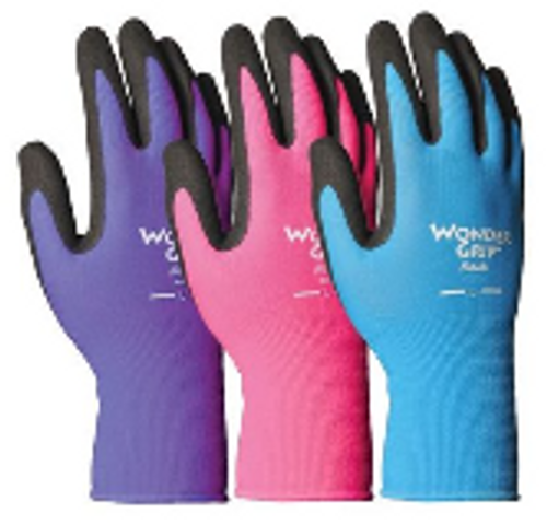 Wonder Grip Glove Nicely Nimble Assorted Colors