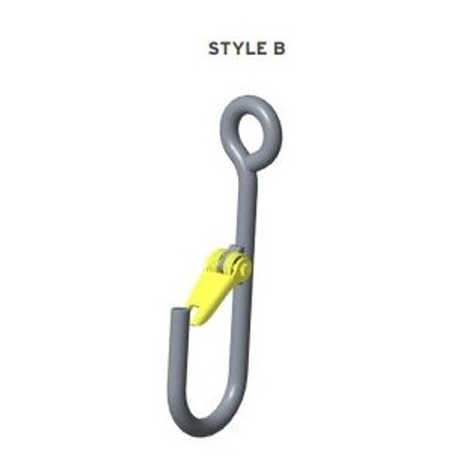 M&W Alloy Steel Latching J-Hooks (Made In USA)