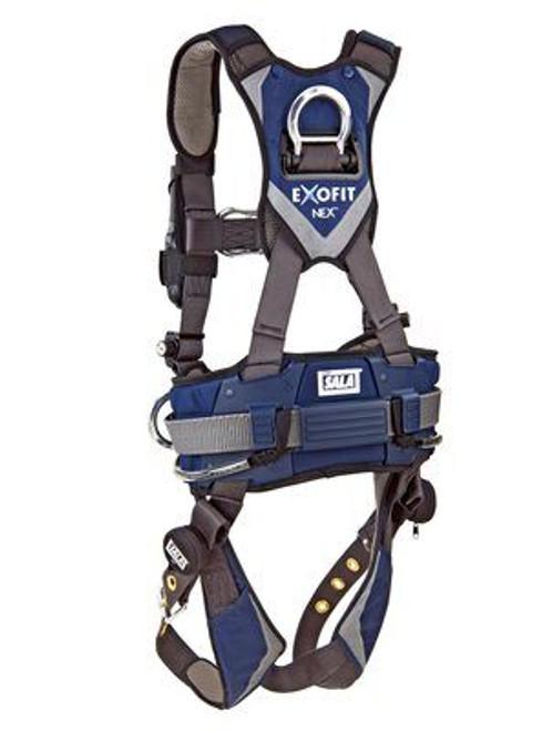 3M™ DBI-SALA® ExoFit NEX™ Wind Energy Harness with Belt & Tongue Buckle Leg Straps