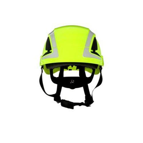 3M™ SecureFit™ Safety Helmet - HVGreen - Vented (P/N: 5014VX-ANSI)