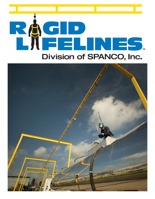 SPANCO/ RIGID LIFELINES - Cranes and Fall Protection Systems