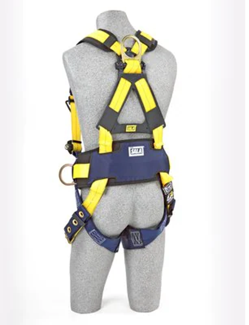 3M™ DBI-SALA® Delta™ Construction Style Positioning Harness X-Large (P/N:1101656)