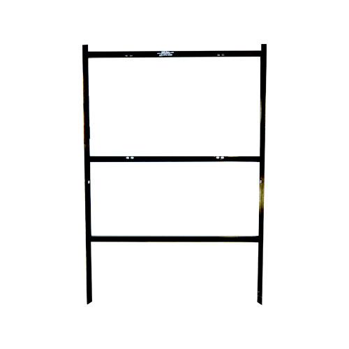 RMD Angle Iron Frame 18x30 Black