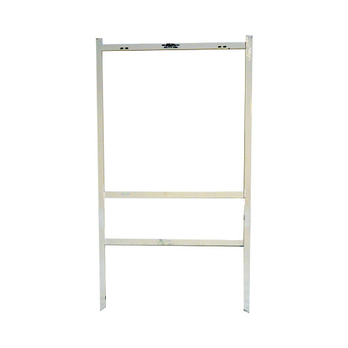 RMD Angle Iron Frame 24x24 White