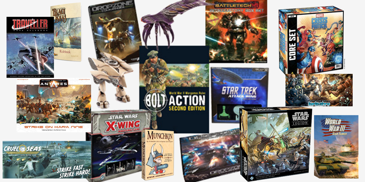 Miniatures Games