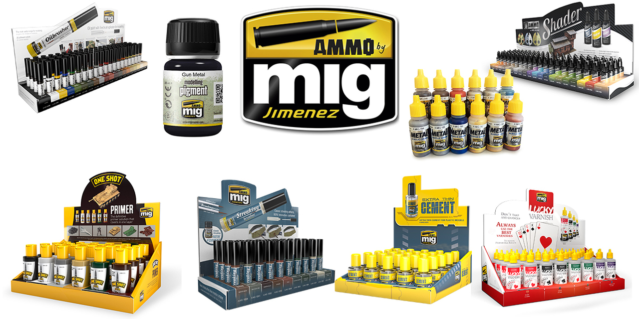 Ammo By Mig Products