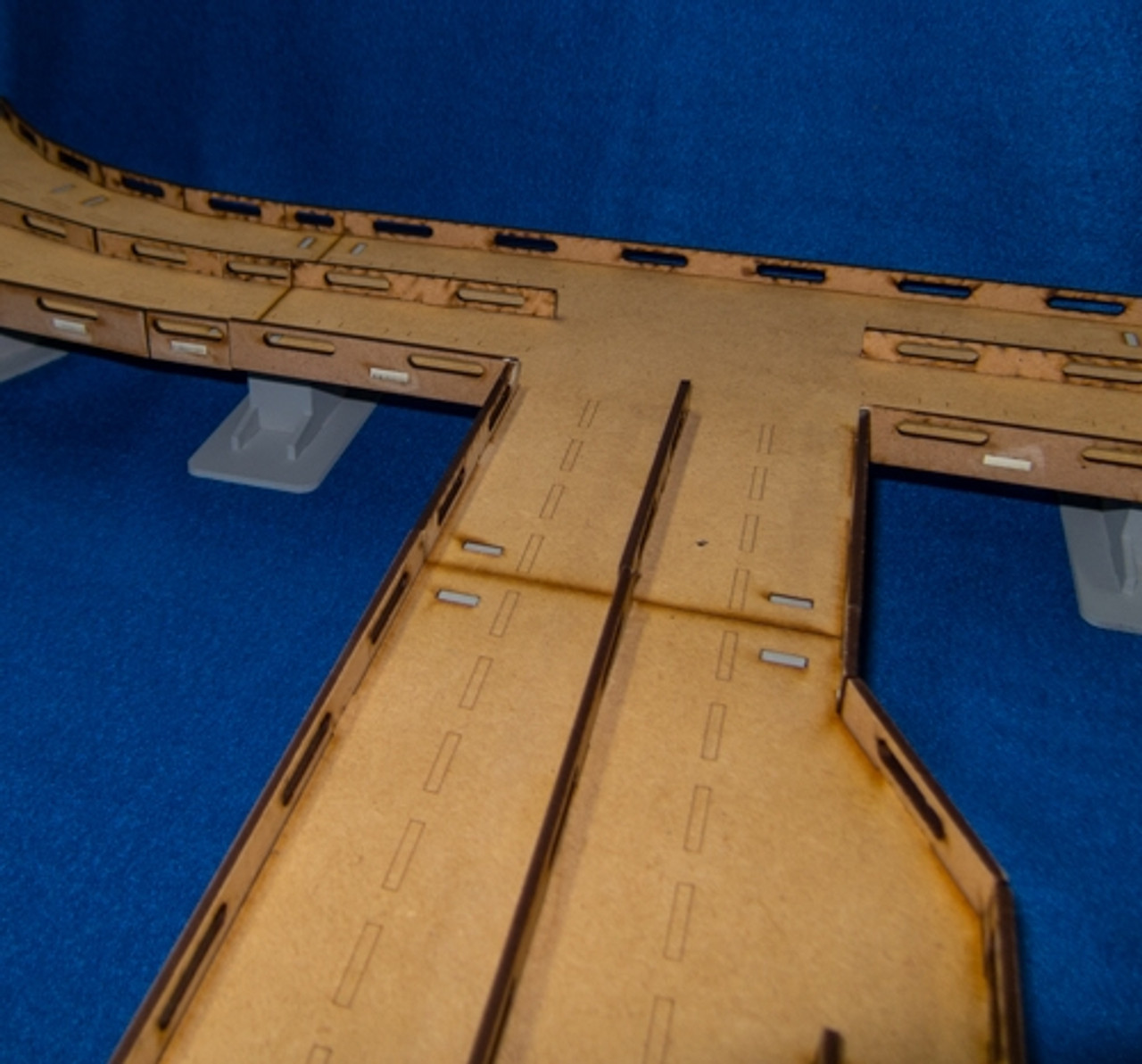 Modular Elevated Highway System