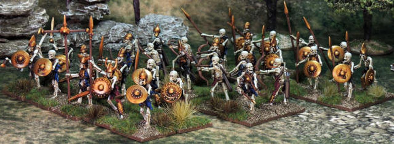 Oathmark Squelette Infanterie carotte