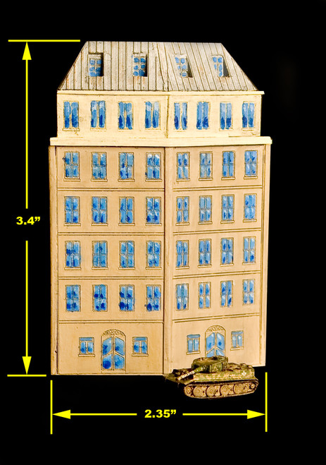 Special Corner Unit (Resin) - 2858X6001