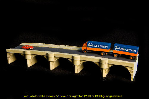 Pont Neuf (Resin) - 285ROAD011