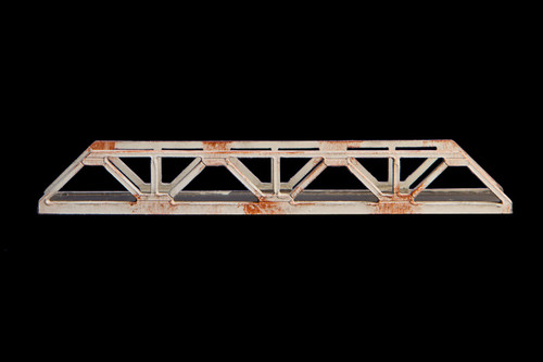 Truss Bridge, Single Span, 1 Lane  (Acrylic) - 285ROAD037-1