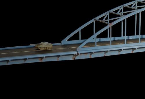 A Bridge Too Far (Half) (Matboard) - 285ROAD034