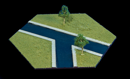 Y Intersection Hex - 285HEX004