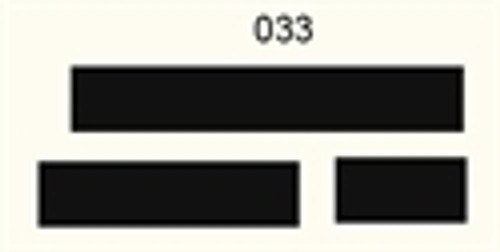 "1"", 2"" and 3"" Single Lane Road Sections - 285FELT033"