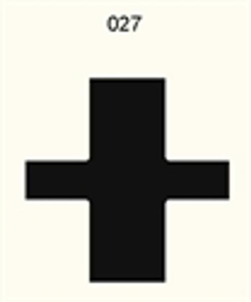 4 Way Crossing, Single Lane and 2 Lane - 285FELT027