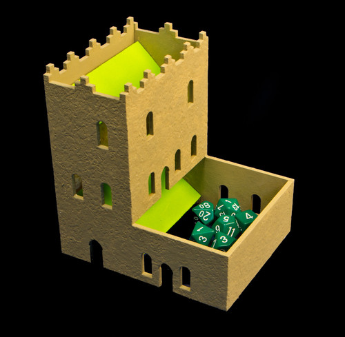 Dice Tower - Middle Eastern Style