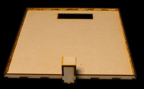 Parking Structure, Top Floor (MDF) - 15MMDF082-3