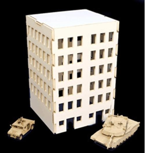 City Building (MDF) - 15MMDF006
