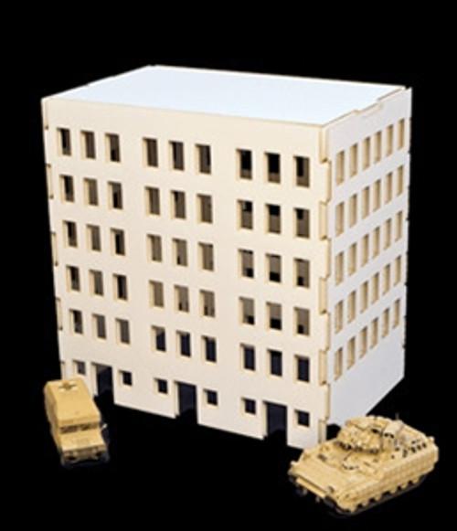 City Building (MDF) - 15MMDF008