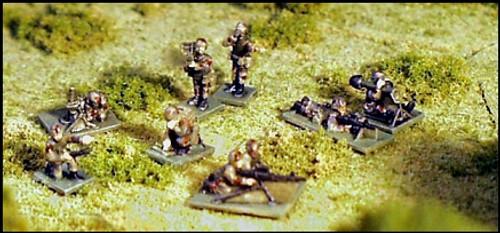Individual US Infantry Weapons - N126