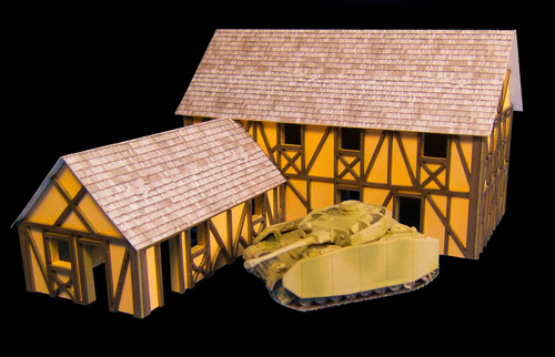 Large Country Estate (MDF) - 15MMDF308