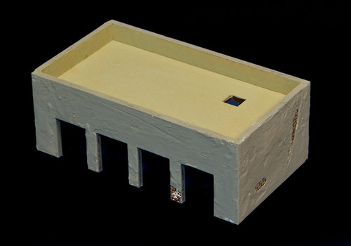 Middle East One Story Building (MDF) - 15MMDF011
