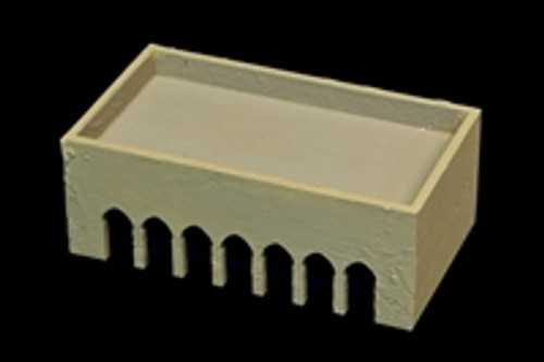Middle East One Story Building (MDF) - 15MMDF013