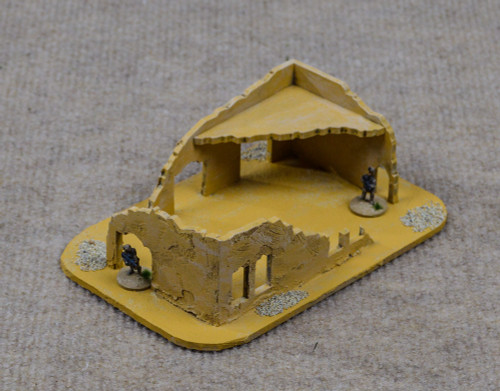 15mm Ruins (MDF) - 15MMDF044
